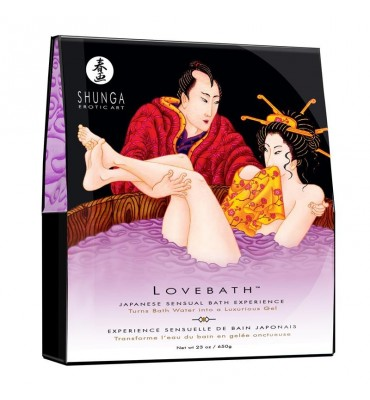 Shunga Sales de Bano Sensual Loto