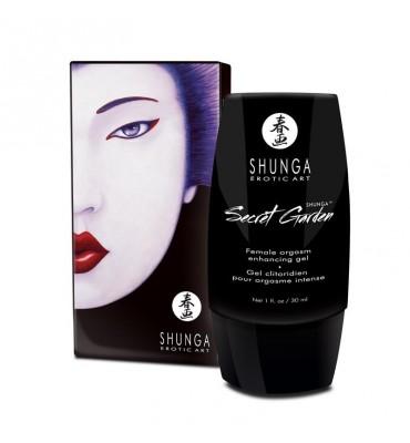 Shunga Jardin Secreto Crema Ogasmica Mujer