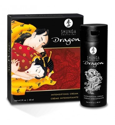 Crema de Virilidad Dragon Original 60 ml
