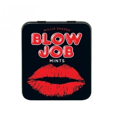 Caramelos Sabor Menta Blow Job