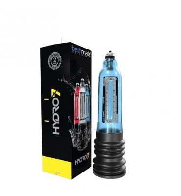 Bomba para el Pene Hydro7 Azul