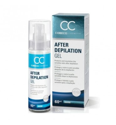 CC Gel para Despues de la Depilacion 60 ml