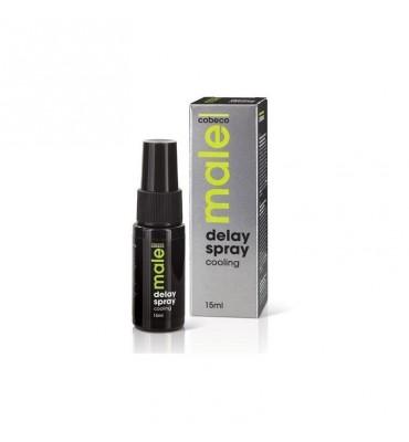 Male Spray Retardante Efecto Frio 15 ml