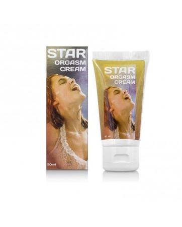 Crema Potenciadora Star Orgasm 50 ml