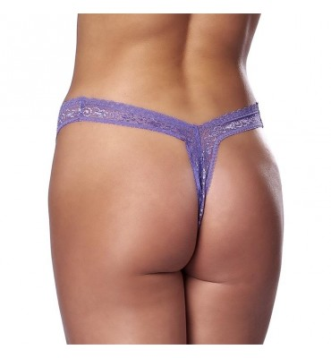 Braguitas Púrpuras Talla Unica
