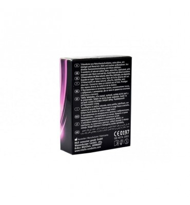 Preservativos Super Thin 3...