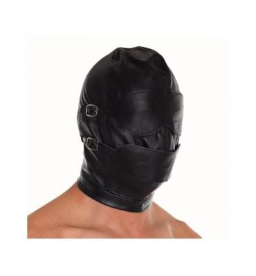 Máscara Cuero Ajustable