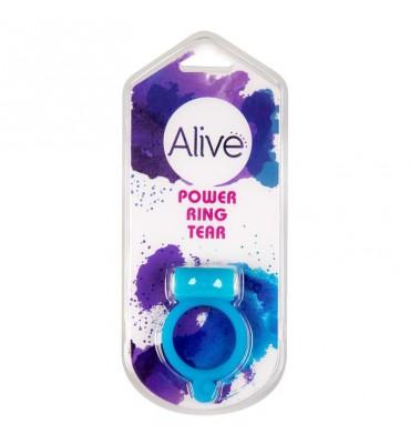 Anillo Vibrador Tear Azul
