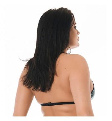 Rimba Bondage Play Sujetador de Cuero Talla unica