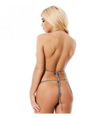Bikini de Metal Ajustable