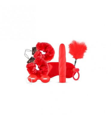 Set I Love Red