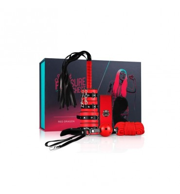 Set Secret Pleasure Red Dragon