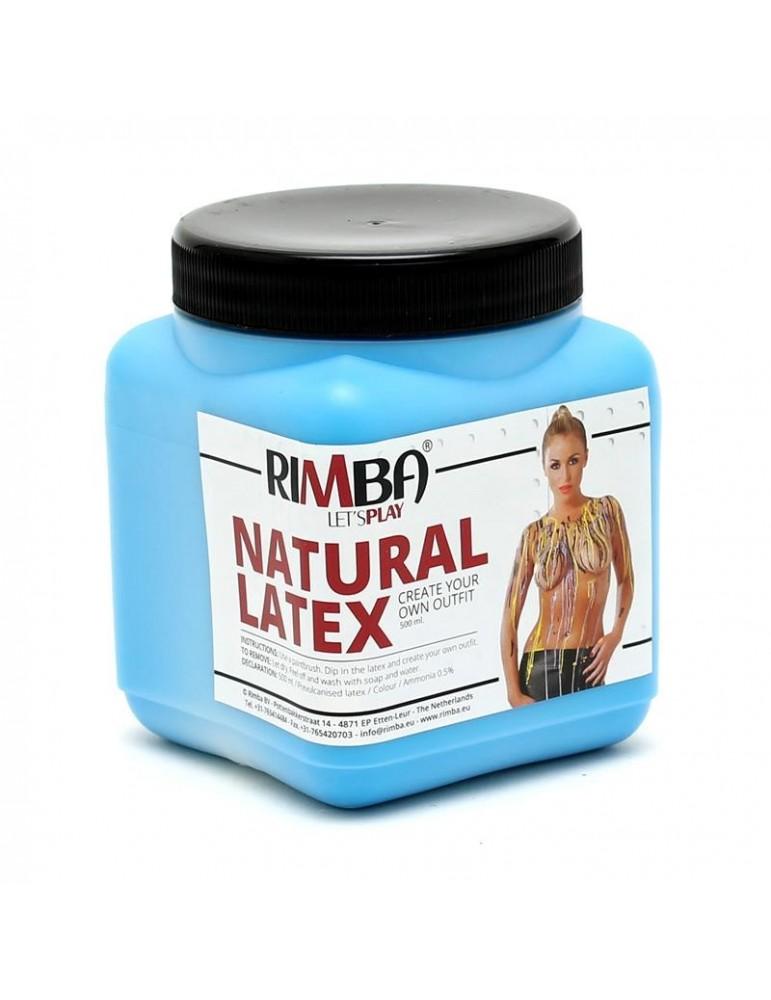 Rimba Latex Play Liquid Latex Azul