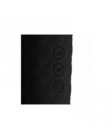 Mini Masajeador 18 Vibraciones Negro