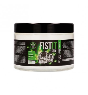 Lubricante Base Agua CBD Fist It 500ml