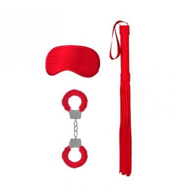 it de Bondage para Principiantes N1 Rojo