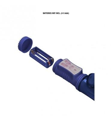 Rotador Bubbles 22 cm Azul