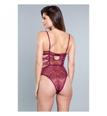 Katiya Body Burgundy