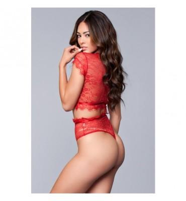 Kayla Set 2 Piezas Rojo