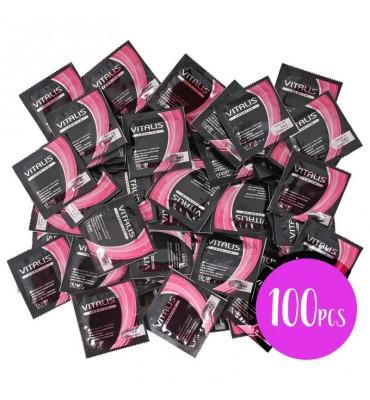 Vitalis Bolsa 100 Uds Super Thin