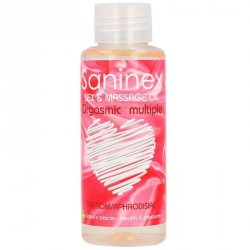 Aceite Sexual y de Masaje Orgasmic Multiple 100 ml