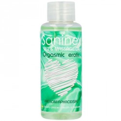 Aceite Sexual y de Masaje Orgasmic Erotic 100 ml