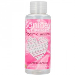 Aceite Sexual y de Masaje Orgasmic Maximum 100 ml