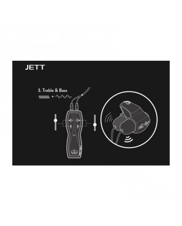 Estimulador Jett Tecnologia Trebel Bass
