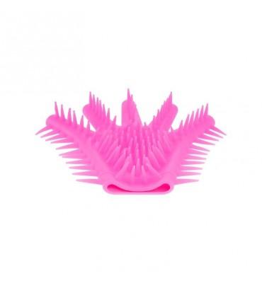 Neon Guantes Estimuladores Rosa