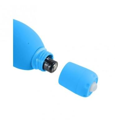 Neon Mini Vibrador Luv Bunny Azul