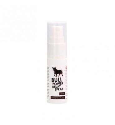 Shots Pharmaquests Bull Power Spray Retardante 15 ml
