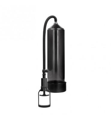 Shots Pumped Succionador de Pene para Principiantes Comfort Color Negro