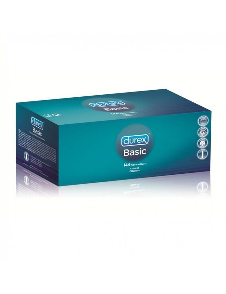 Preservativos Basic 144 Unidades