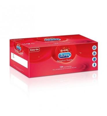 Preservativos Sensitivo Suave 144 Unidades