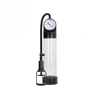 Shots Pumped Succionador de Pene Comfort Transparente
