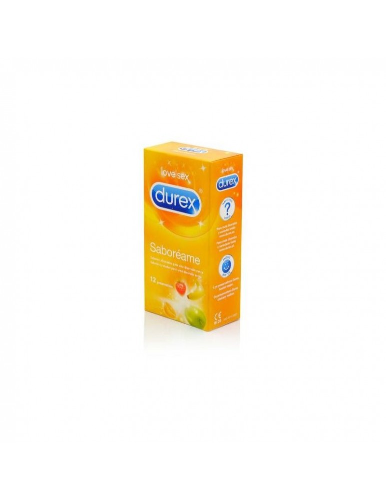 Preservativos Saboreame 12 Unidades