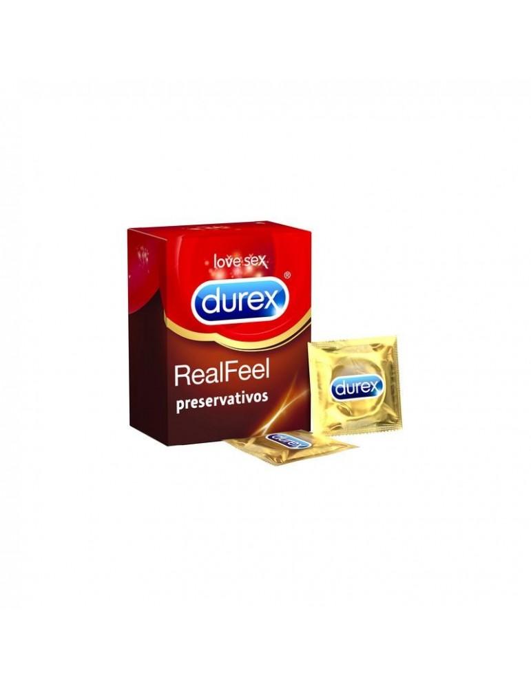 Preservativos Real Feel 24 Unidades