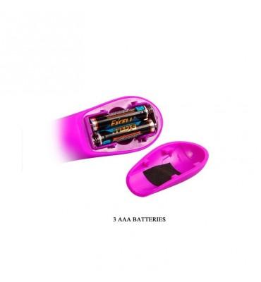 Pretty Love Vibrador Alfred Color Rosa