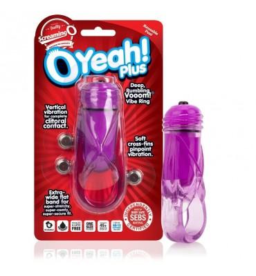 Anillo Oyeah Plus Purpura