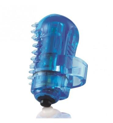 Dedo Vibrador Tingly Azul