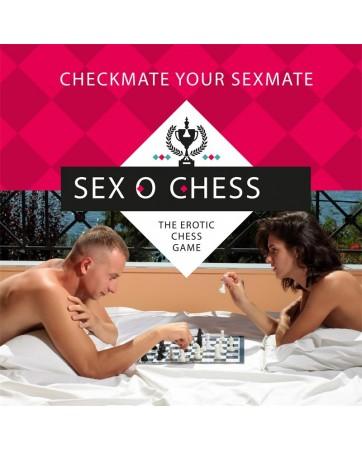 Juego de Pareja Sex O Chess The Erotic Chess Game