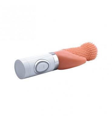 Vibrador Silicona Lust Fire 21 cm