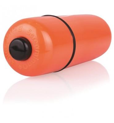 Bala Vibradora Color Naranja