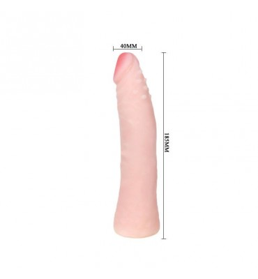 Baile Dildo Color Natural 18 cm