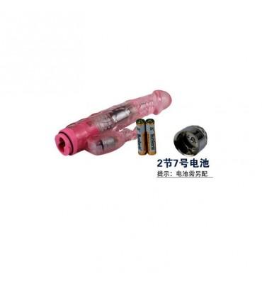 Baile Mini Vibrador Color Rosa 11 cm