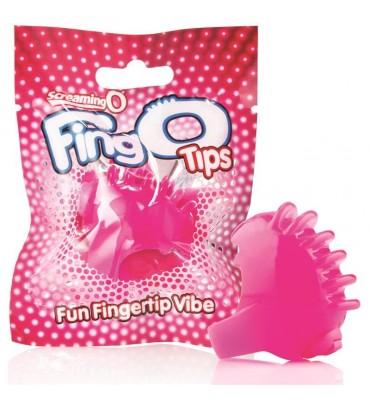 Fingo Tips - Color Rosa