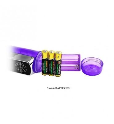 Vibrador Passionate Baron Purpura