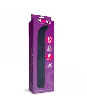 Estimulador VIbrador Punto G 10 funciones Purpura