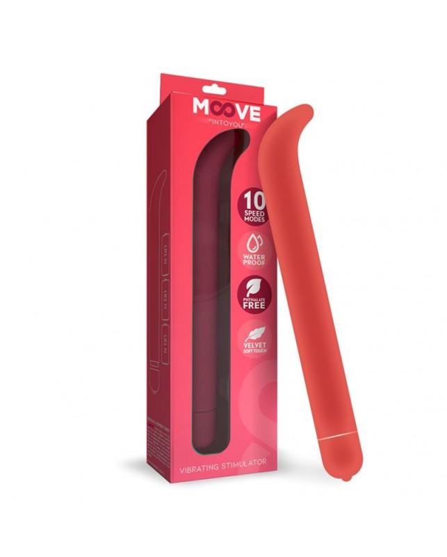 Estimulador Vibrador Punto G 10 Funciones Rosa
