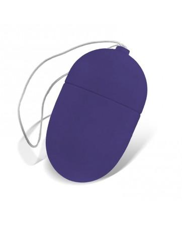 Huevo Vibrador con Contol Remoto Tamano Mediano Purpura